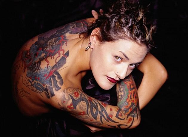 anal anus tattoos next big thing woman n .