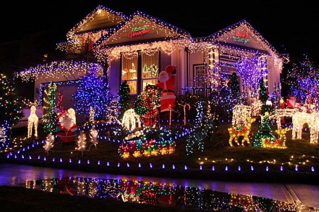 Best Places to View Christmas Lights in Grand Junction
