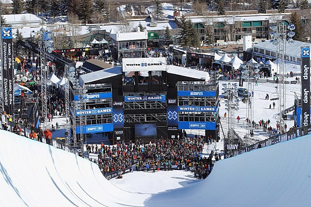 Winter X Games 2013