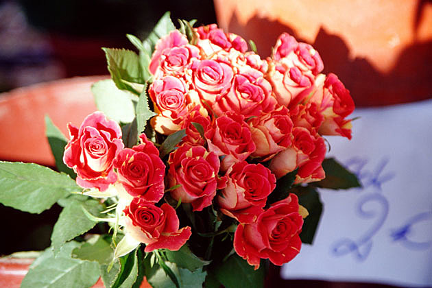 The best places to order flowers for valentine s day for Buying roses on valentines day