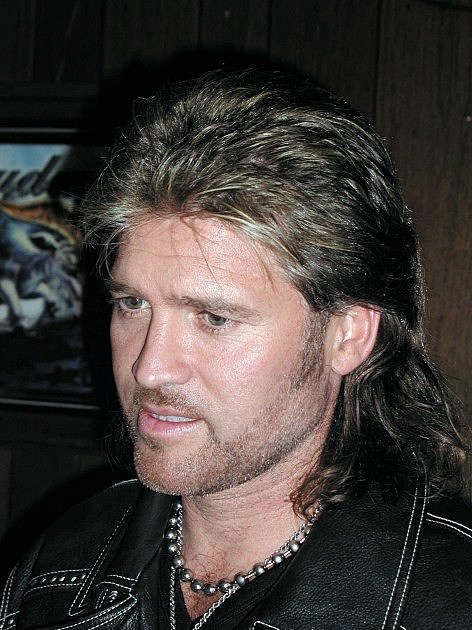 billy ray cyrus mullet...