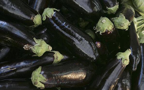 Eggplant Seeds Spell God