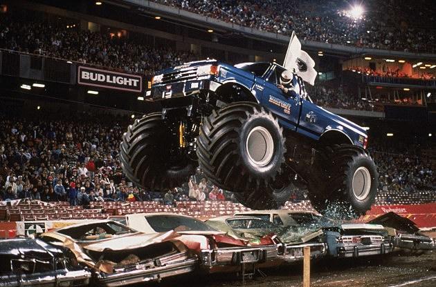 Monster Trucks in Action Monster Truck Action This