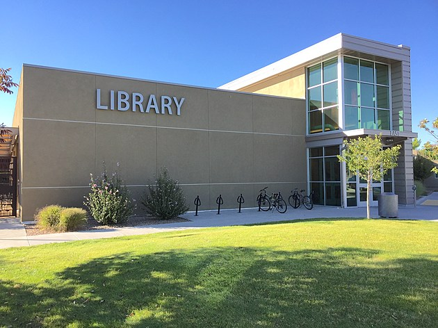 Mesa County Central Library
