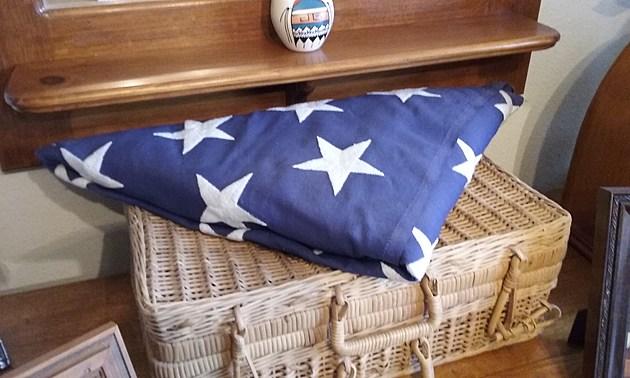 Waylon's Flag