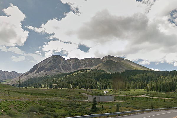 Colorado Mountains That Appear To Be More Than They Are