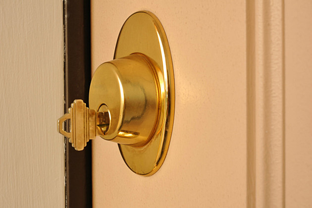 front door keyRemember When You Could Leave Your House Unlocked