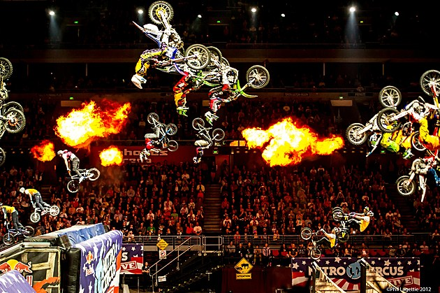 Get Your Nitro Circus Presale Code Here