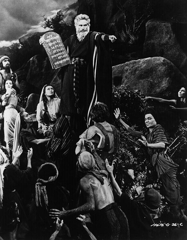 Heston's Moses