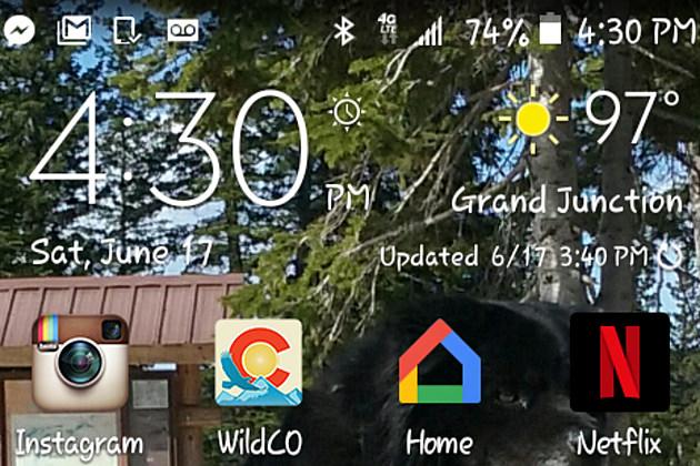 Country Jam Saturday Temperature