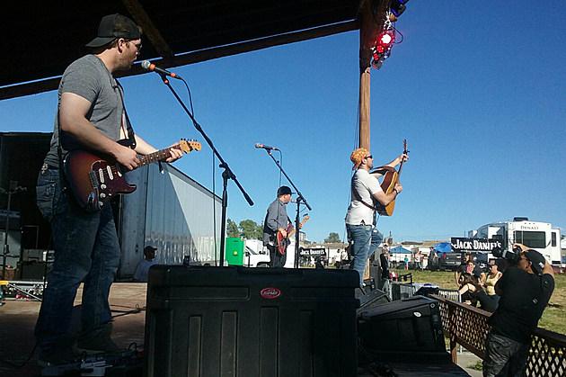 Chris Bandi at Country Jam