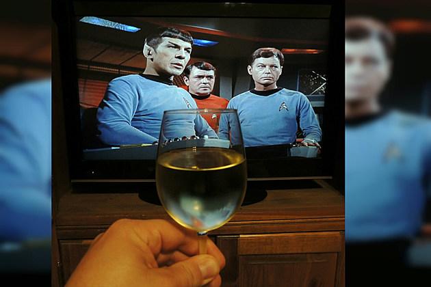Star Trek and Wine