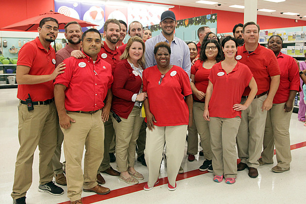 Target Grand Junction seasonal hiring