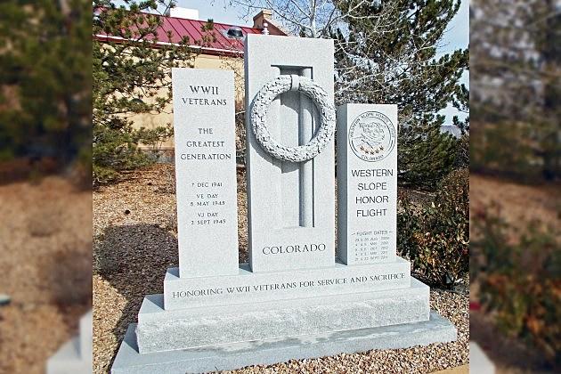 Western Slope Honor Flight Memorial Grand Junction